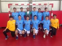 HENTBOL - Diyarbakır Spor Lisesi Şampiyon Oldu