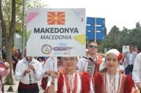 KUZEY KıBRıS TÜRK CUMHURIYETI - Dünya Çocukları Pendik'te 23 Nisan İçin Buluştu