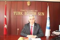 BAŞÖĞRETMEN - Eğitim Sen İzmir Başkanı Demir'den 'Başöğretmen' Çağrısı