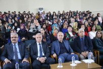 SAĞLIKÇI - Elazığ'da Hemşirelik Sempozyumu Düzenlendi