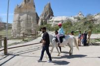 ENGELLİ ÖĞRENCİLER - Engelli Öğrenciler Turizm Haftasında Unutulmadı