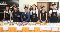 ERÜ Turizm Fakültesinde Gastronomi Şenliği Düzenlendi