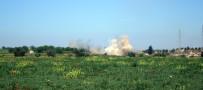 İDLIB - Esed Rejimi, Al Latamine'yi Bombaladı