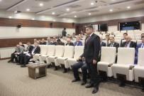 SAĞLIK SEKTÖRÜ - Gaziantep'te İl Koordinasyon Toplantısı Düzenlendi
