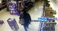 KOZMETİK ÜRÜN - Güvenlik Kameralarına Yakalanan Parfüm Hırsızı Gözaltına Alındı