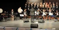 TÜRK HALK MÜZİĞİ - Halk Müziği Korosu Yılın İlk Konserine Çıkıyor