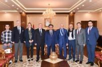 KOCAELİ VALİSİ - IAFF Yetkililerinden Kocaeli Valisine Ziyaret