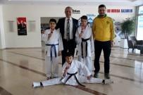 KARATE - İhlas Koleji Sporcusu Karatede Türkiye Şampiyonu Oldu