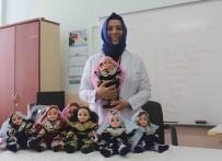 KADIR BOZKURT - İnönü'nün Yöresel Kıyafetlerini Bu Bebekler Taşıyacak