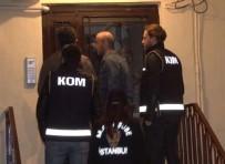 FETÖ TERÖR ÖRGÜTÜ - İstanbul'da FETÖ/PDY operasyonu