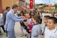 TURGAY ŞIRIN - Kardeş Okullardan Başkan Şirin'e Teşekkür