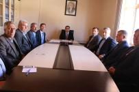 İL GENEL MECLİSİ - Kaymakam Ahmet Karaaslan Açıklaması Hep Birlikte Çalışacağız