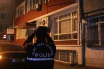 İSTANBUL ÜNIVERSITESI - Kendilerine Direnen Ev Sahibini Vurup Kaçtılar