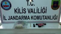 Kilis'te 1,3 Kilo Eroin Ele Geçirildi