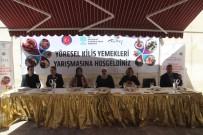 MESLEK LİSESİ - Kilis'te Yöresel Yemekler Yarıştı