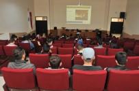 AFET BİLİNCİ - KMÜ'de KBRN Ve AFET Eğitimi Verildi