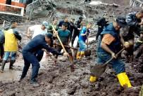 ULAŞTIRMA BAKANI - Kolombiya'da Toprak Kayması Açıklaması 17 Ölü