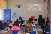 GENÇLİK MERKEZİ - Kozlu Gençlik Merkezi Projelerine Devam Ediyor