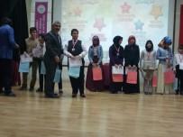 EMINE YıLDıRıM - Kur'an-I Kerim Güzel Okuma Yarışması'nda Derece Elde Eden Öğrenciler Ödüllendirildi