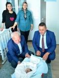 Lapseki'de Yeni Doğan Bebek Ziyaretleri