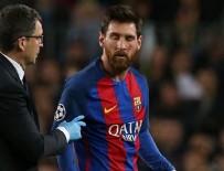 JUVENTUS - Lionel Messi ölümden döndü!