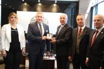 Macar Büyükelçi, KTO Başkanı Hiçyılmaz'ı Ziyaret Etti