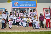 ÇOCUK GELİŞİMİ - Maltepe'nin Minik Sağlıkçıları Görev Başında