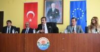 İSVEÇ - Mersin'de 'Uluslararası Lojistik Semineri' Başladı