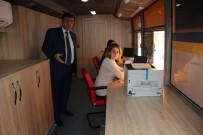 Mobilize PTT Aracı Bilecik'teki Hizmete Girdi