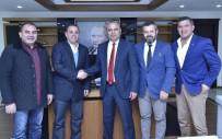 OYAK - Muratpaşa Teniste Markalaşıyor