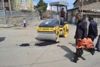 ONARIM ÇALIŞMASI - Muş Belediyesinden Hummalı Çalışma