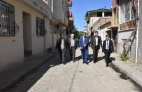 MEHMET ÖZMEN - Nazilli Belediyesi Sokakları Bakıma Aldı