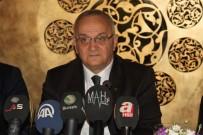 BÜROKRATİK OLİGARŞİ - Necati Şahin CHP'den İstifa Etti