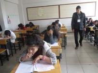 ABDURRAHMAN YILMAZ - Öğrenciler Matematikte Yarıştı