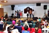 AHMET MISBAH DEMIRCAN - Okmeydanı Kütüphanesi Yılın Okuyucularını Ödüllendirdi