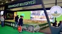 İNŞAAT SEKTÖRÜ - Osmangazi Belediyesi Fuarın Gözdesi
