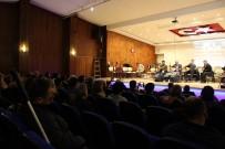 EYÜP SULTAN - Doktor Ve Hasta Aynı Sahnede Açıklaması Korneanın Sesi