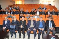TOPLUM DESTEKLI POLISLIK - Polis Muhtarlarla Huzur Toplantısı Yaptı