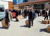 ULUDAĞ ÜNIVERSITESI - Samsun'da Arıcılık Gelişiyor