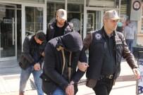 Samsun'da Gözaltına Alınan 2 DEAŞ'lı Adliyeye Sevk Edildi