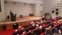 AHMET YESEVI - Samsun'da 'Hoca Ahmet Yesevi Divan-I Hikmet Okumaları'' Yapıldı