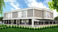 İNŞAAT ALANI - Saray Cumhuriyet Mahallesi'ne Modern Düğün Salonu Ve Çay Bahçesi