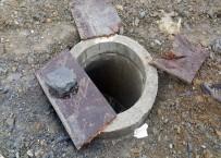 SARIYER - Sarıyer'de 'Ölüm Çukuru' Tehlike Saçıyor