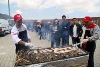 ŞEHMUS GÜNAYDıN - SDÜ'de Balık Ekmek Şenliği