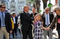 MAKEDONYA - Seferihisar'da Çocuk Şenliği Renkli Başladı