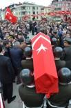 İRFAN BALKANLıOĞLU - Şehit Hakim Ordu'da Gözyaşlarıyla Son Yolculuğuna Uğurlandı