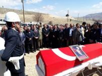 Şehit Polis Memleketi Malatya'da Son Yolculuğuna Uğurlandı
