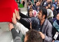 DUMLUPıNAR ÜNIVERSITESI - Şehit Polis Murat Ködük Son Yolculuğuna Uğurlandı