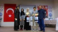 İMAM HATİP ORTAOKULLARI - Seydi Resul İmam Hatip Ortaokulu, Kur'an'-Kerim'i Güzel Okuma Yarışmasında 3. Oldu