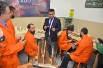 Sinop'ta 'Bir Usta Bin Usta' Model Gemi Kursu